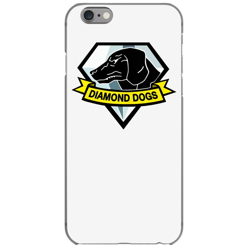 Diamond Dogs (MGSV) iphone 11 case