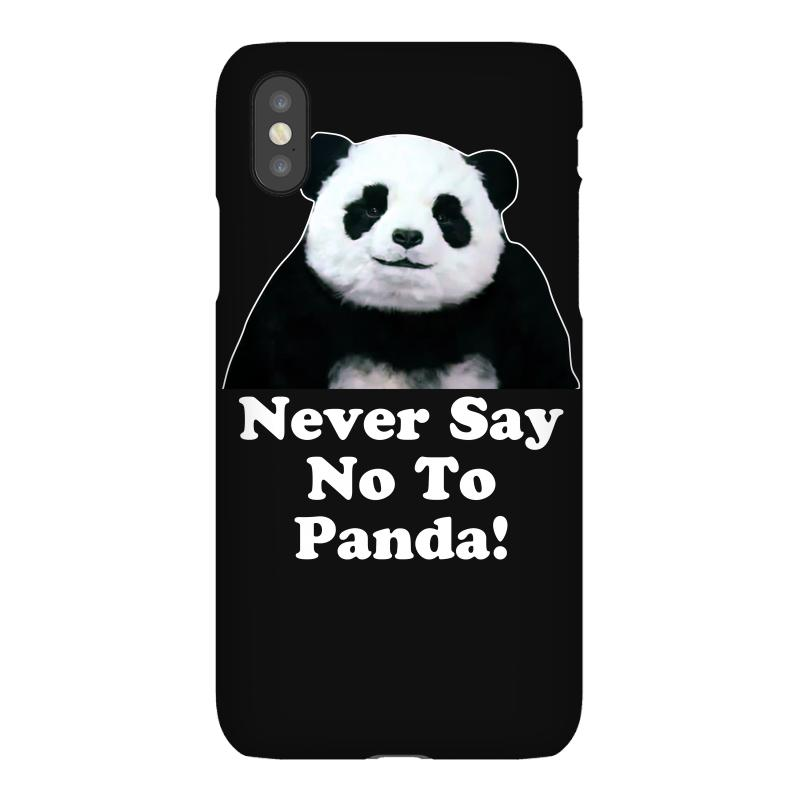 902cba0762 Custom Never Say No To Panda Cheese Commercial Egypt Iphonex Case By ...