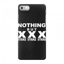 nothing but strikes bowling tee pba sports cool iPhone 7 Case | Artistshot