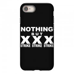nothing but strikes bowling tee pba sports cool iPhone 8 Case | Artistshot