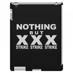 nothing but strikes bowling tee pba sports cool iPad 3 and 4 Case | Artistshot