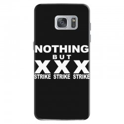 nothing but strikes bowling tee pba sports cool Samsung Galaxy S7 Case | Artistshot