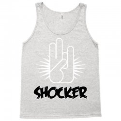offensive shocker 3 fingers rude tee Tank Top | Artistshot