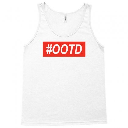 Ootd Outfit Of The Day Tank Top Designed By Jafarnr1966