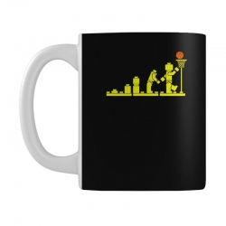 evolution lego basketball sports funny Mug | Artistshot