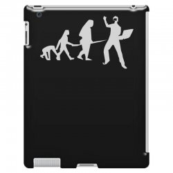 evolution of sheldon cooper, big bang theory iPad 3 and 4 Case | Artistshot