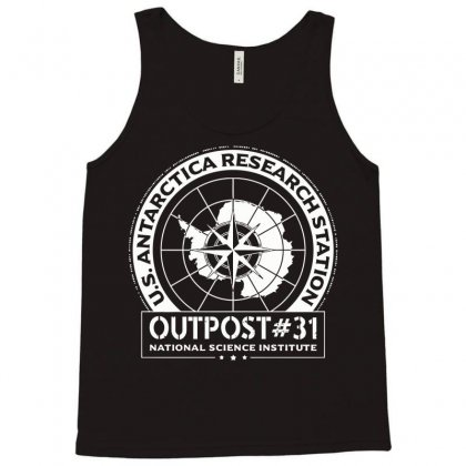 Outpost #31 Tank Top Designed By Jafarnr1966