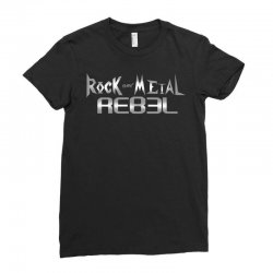 metal scream Ladies Fitted T-Shirt | Artistshot