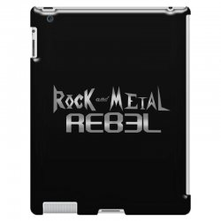 metal scream iPad 3 and 4 Case | Artistshot
