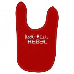 metal scream Baby Bibs | Artistshot
