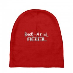 metal scream Baby Beanies | Artistshot