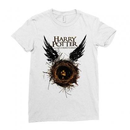 Harry Potter Ladies Fitted T-shirt Designed By Riyan28