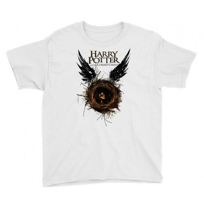 Harry Potter Youth Tee Designed By Riyan28