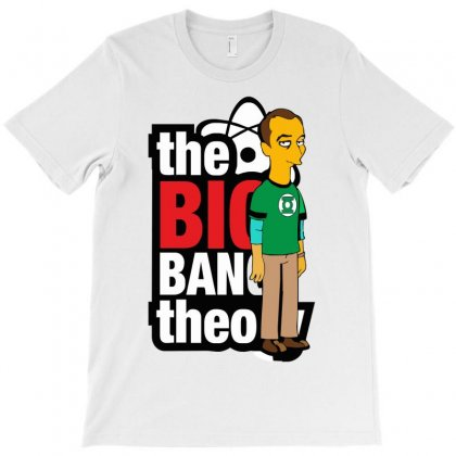 Funny Big Bang Theory Sheldon, Ideal Gift Or Birthday Present. T-shirt Designed By Henz Art