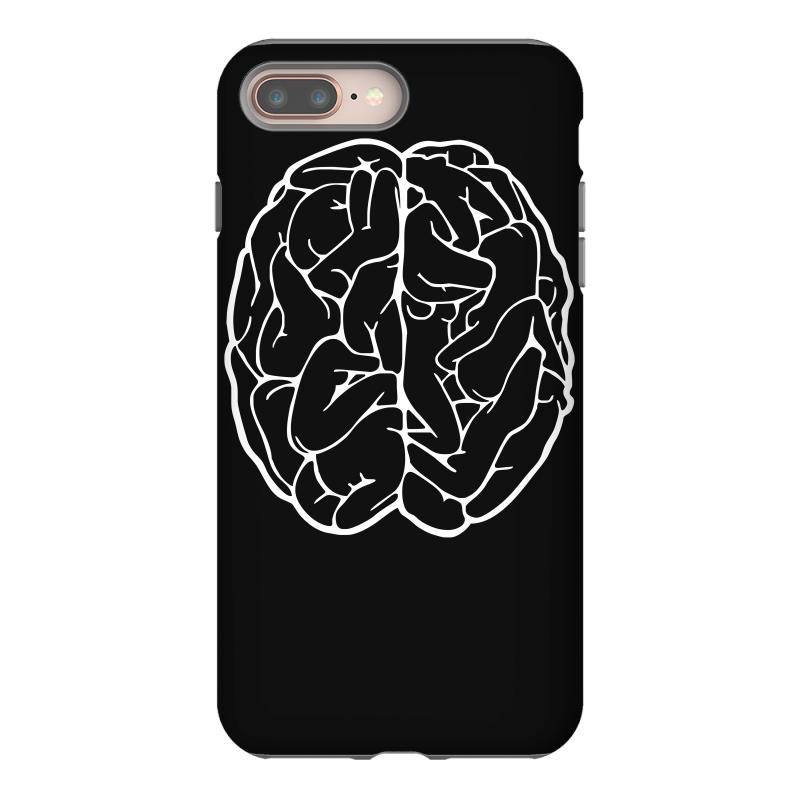 Funny Male Brain Ideal Birthday Gift Or Present IPhone 8 Plus Case