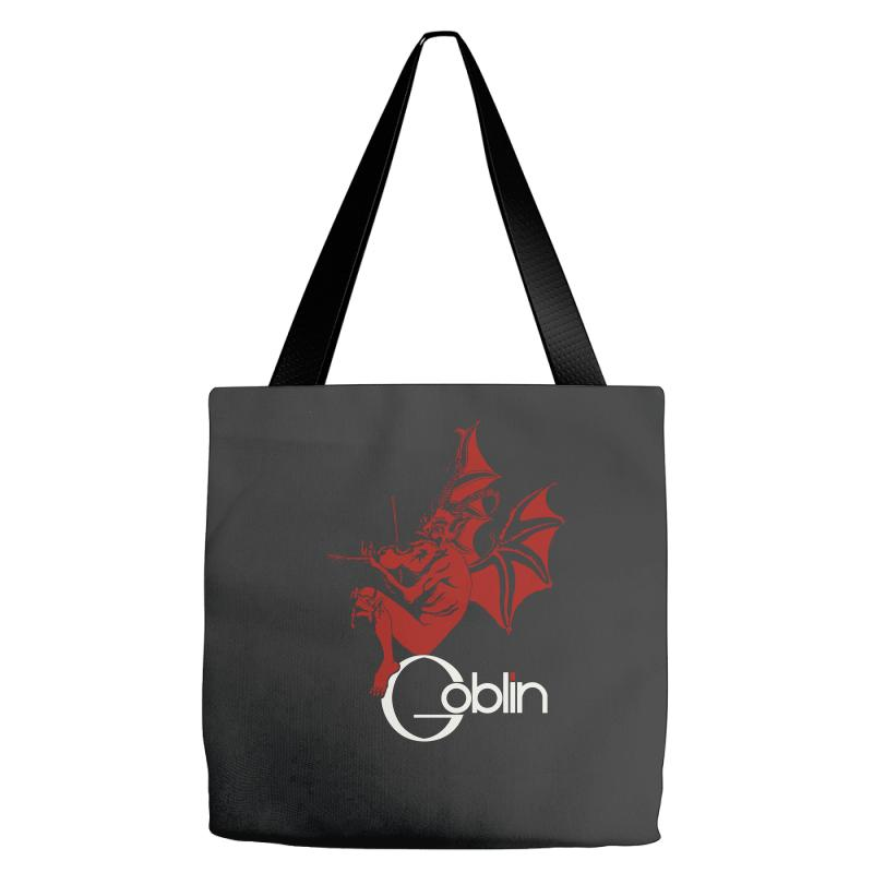bc3071954f412 Custom Goblin Rock Band Tote Bags By Henz Art - Artistshot