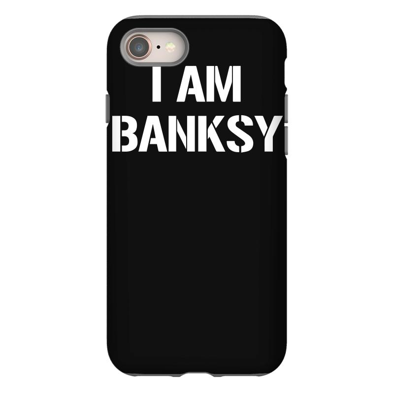 banksy iphone 8 case