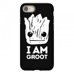 i am groot iPhone 8 | Artistshot