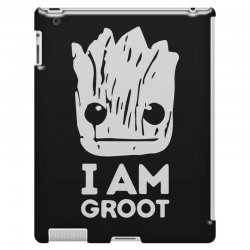 i am groot iPad 3 and 4 Case | Artistshot