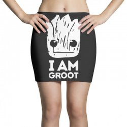 i am groot Mini Skirts | Artistshot