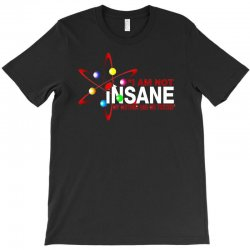 i am not insane inspired by the big bang theory, ideal birthday T-Shirt | Artistshot