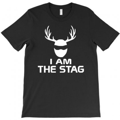 I Am The Stag Stag Night Hen Wedding T-shirt Designed By Henz Art