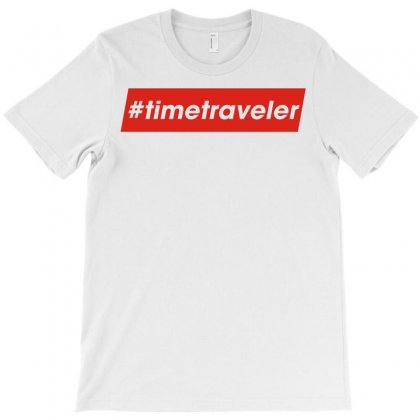 #timetraveler T-shirt Designed By Mdk Art