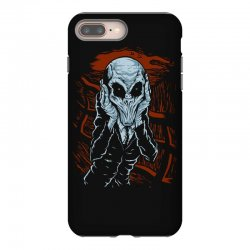 a scream of silence iPhone 8 Plus Case | Artistshot