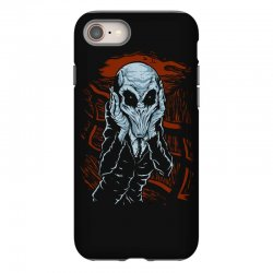 a scream of silence iPhone 8 Case | Artistshot