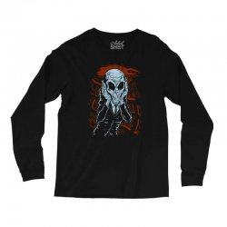 a scream of silence Long Sleeve Shirts | Artistshot