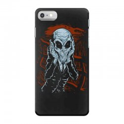 a scream of silence iPhone 7 Case | Artistshot