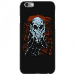 a scream of silence iPhone 6/6s Case | Artistshot