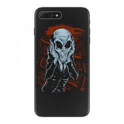 a scream of silence iPhone 7 Plus Case | Artistshot