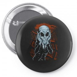 a scream of silence Pin-back button | Artistshot
