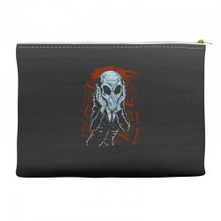 a scream of silence Accessory Pouches | Artistshot