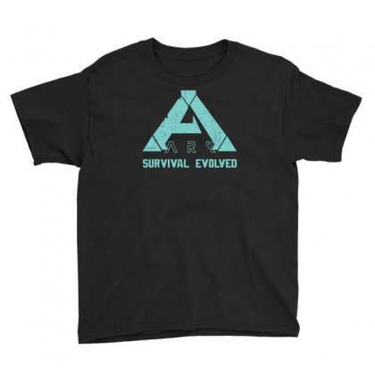 Ark Survival Evolved Youth Tee Designed By Mdk Art