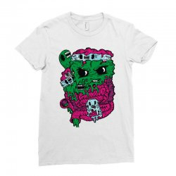 band tee Ladies Fitted T-Shirt | Artistshot
