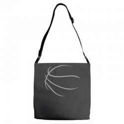 basketball sport bball streetball sportswear usa baskets ball Adjustable Strap Totes | Artistshot