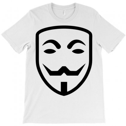 Anonymous Vector T-shirt Designed By Sbm052017