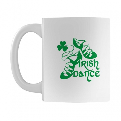 Irish Dance Mug Designed By Mdk Art