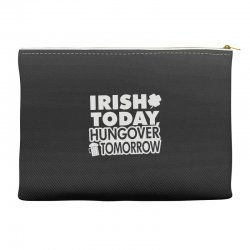 irish today hungover Accessory Pouches | Artistshot