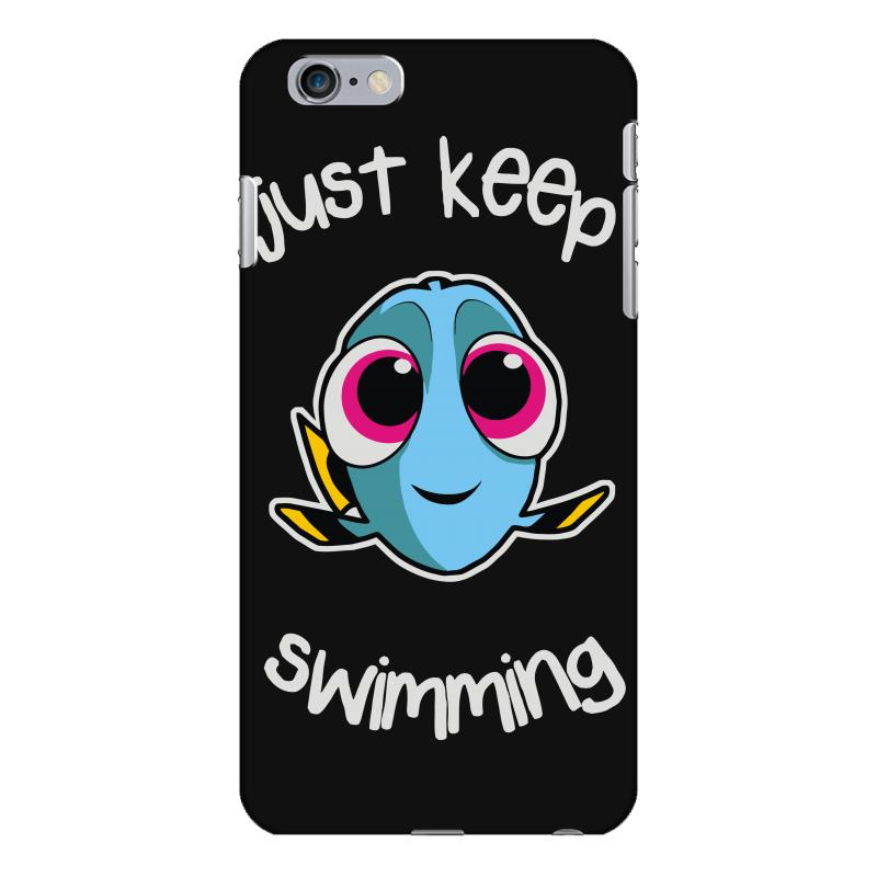 more photos 9f499 77e35 Just Keep Swimming Iphone 6 Plus/6s Plus Case. By Artistshot