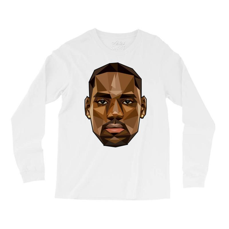 9601abde Custom Lebron James Long Sleeve Shirts By Mdk Art - Artistshot