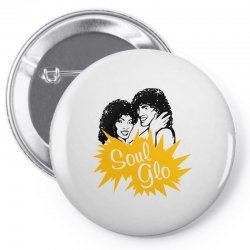 soul glo 2 Pin-back button | Artistshot