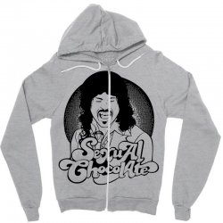 sexual chocolate Zipper Hoodie | Artistshot