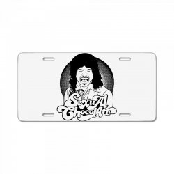 sexual chocolate License Plate | Artistshot