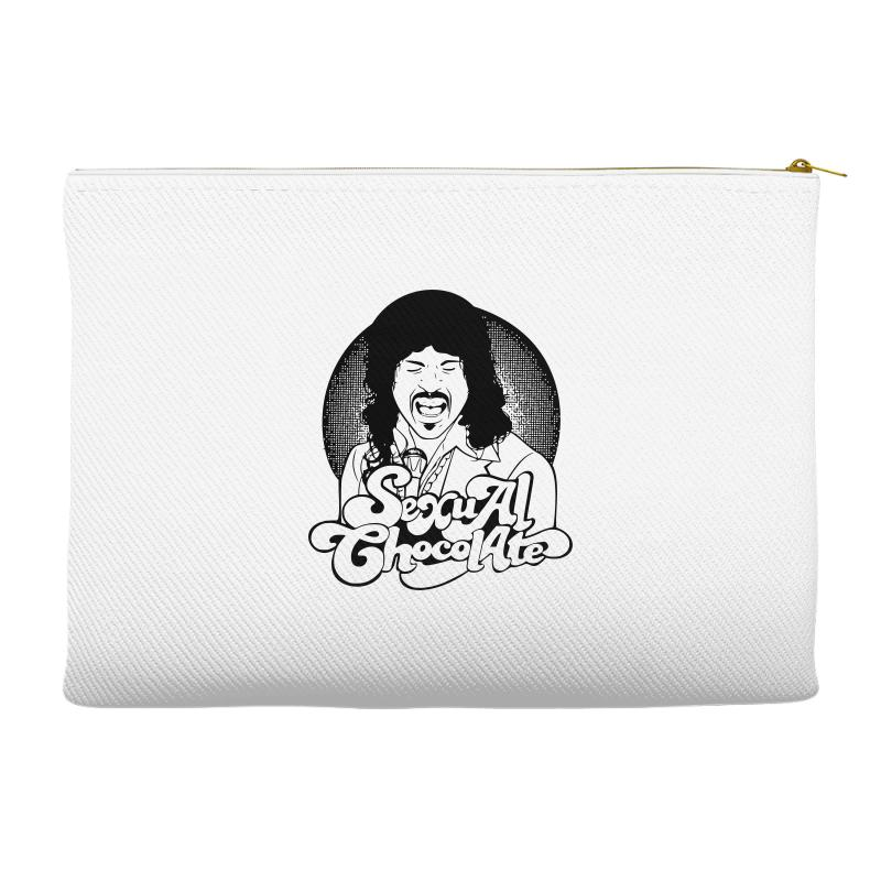 Sexual Chocolate Accessory Pouches | Artistshot