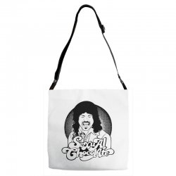 sexual chocolate Adjustable Strap Totes | Artistshot