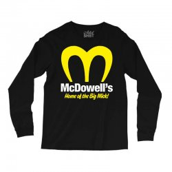 mcdowells Long Sleeve Shirts | Artistshot