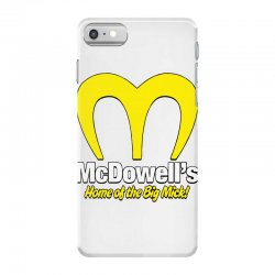 mcdowells iPhone 7 Case | Artistshot
